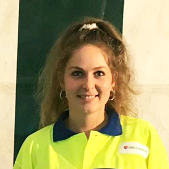 Denise EHBO in Nederland